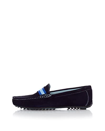 Ortiz & Reed Mocassino Sentry [Blu Navy]