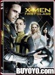 X-Men: First Class (Zhen Cang Ban) (Blu-ray Version)