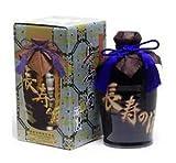 奄美酒類 長寿の酒 箱入 黒糖焼酎 30度 550ml ×6本