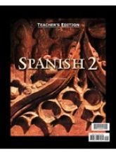 Spanish 2 Teacher's Edition 2nd Edition