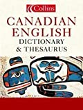 Collins Canadian English Dictionary And Thesaurus