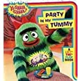Party in My Tummy: A Lift-the-Flap Book (Yo Gabba Gabba!)
