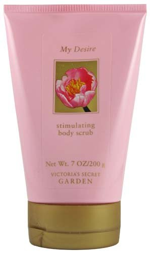 Victoria's Secret Garden Original My Desire Stimulating Body Scrub 7 oz (200 g)