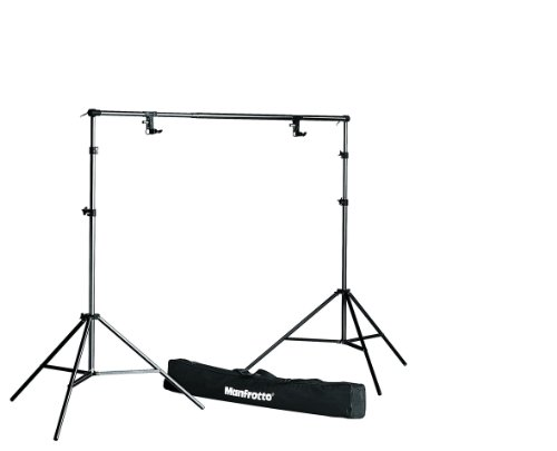 Manfrotto Set Stands with Support, Bag and Spring