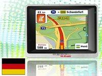 "PEARL 3,5"" GPS-Navigationssystem VX-35 Easy Deutschland"