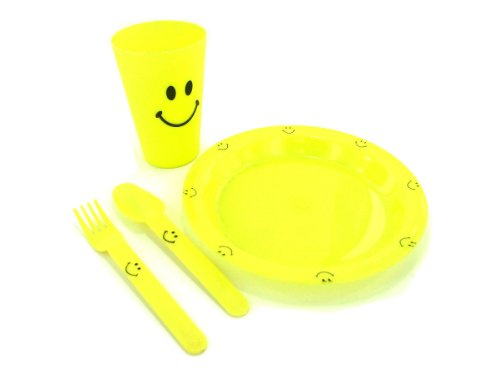 Happy Face Meal Set - Pack Of 24