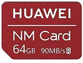 Huawei NM Card 64GB 90MB/S Nano Memory Card Mirco SD Card Compact Flash Card, only Suitable for Huawei P30 Series and Mate20 Series(64GB)