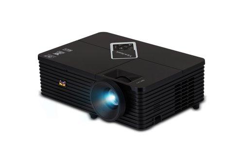 Viewsonic Pjd5232 Xga Dlp Projector, 2800 Ansi Lumens, Pc 3D-Ready/120Hz, Black