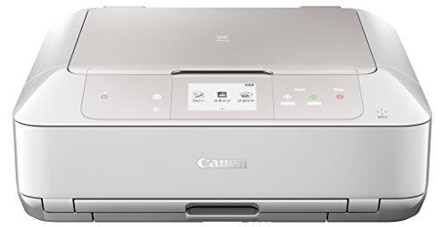 Canon  プリンター インクジェット 複合機 PIXUS MG7730 WH ホワイト