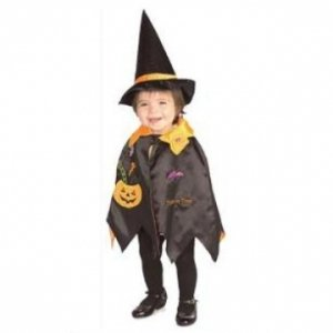 Witch Pumpkin Patch Toddler Large Costume