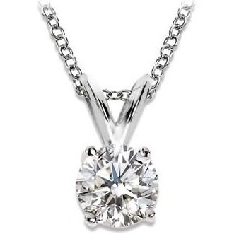 12-Carat-4-Prong-Solitaire-Basket-Diamond-Pendant-Necklace-14K-White-Gold-K-I2-05-ctw