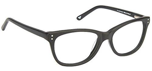 Vincent Chase VC 4013 Matte Black C2 Wayfarer Eyeglasses(102925)