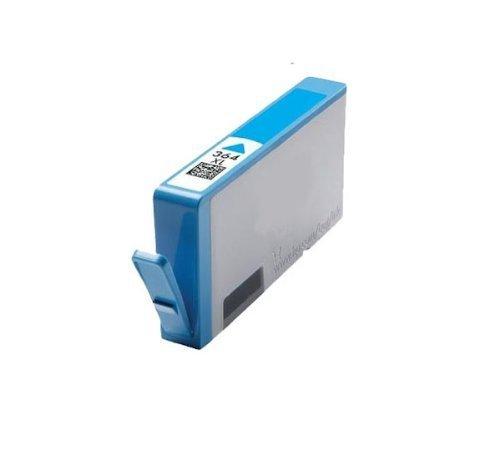 Druckerpatrone für HP 364 XL 364XL Mit-Chip (CB 323 EE CB323 EE CB323EE) kompatibel (Cyan/Blau)