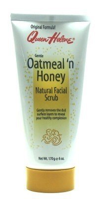queen-helene-oatmeal-n-honey-natural-facial-scrub-6-oz-tube-3-pack-with-free-nail-file