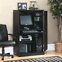 Buy Low Price Comfortable Computer Armoire – Furniture (B004689MGA)
