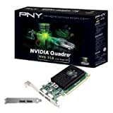 PNY Quadro NVS310 Nvidia Low Profile Graphics Card (512MB, PCI-E x16)