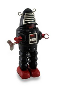 Robot From Lost In Space front-41550
