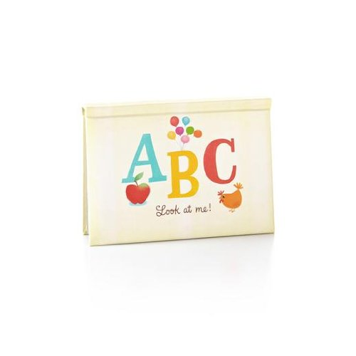 Hallmark Baby Bba7025 Retro Alphabet Slim Pop-Up Album