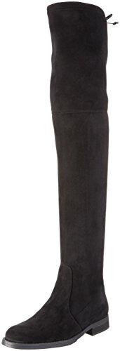 Buffalo London2870 MICRO STRECH - Stivali alti Donna , Nero (nero (black 01)), 39 EU