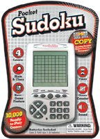 Cheap Sudoku Pocket Sudoku Hand Held Electronic Game (B000PHJF0O)