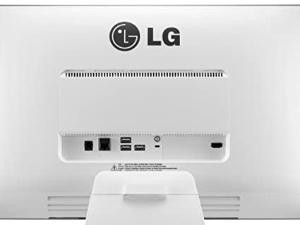 LG Chromebase 22CV241 (4th Gen CDC / 2GB/ Google Chrome) All-in-One Desktop