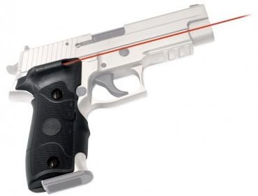 Crimson Trace Ir Laser Grips For Sig Sauer P226 Lanyard, Dual Side Activation - Ir Lg-326 Lany Ir