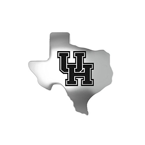 Houston Cougars State of Texas Antique Finished Bead Fits Most European Style Charm Bracelets