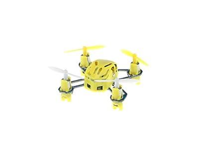 efaso Mini Quadcopter Hubsan Nano Q4 H111 - 4-Kanal, 2,4 GHz Mini-Quadrocopter (farblich sortiert)