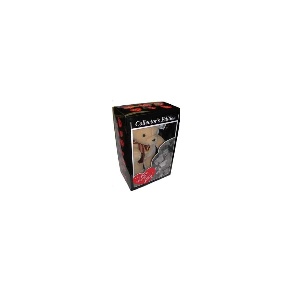 I Love Lucy Collectors Edition Teddy Bear