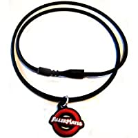 AllerMates Silicone Necklace Black from Awearables, Inc.