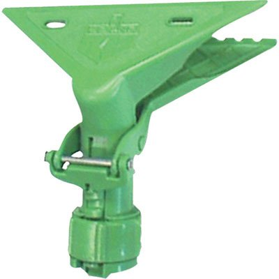 "Unger ""Adjustable Plastic Clamp For Rags, Mop Heads And Cloths."" Includes One Each. Manufacturer Part Number: Ung Fixi"