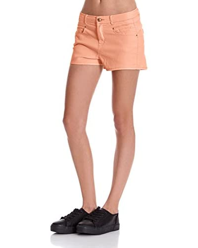 Bershka Short Mix Basico Sarga