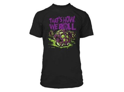 StarCraft-II-Thats-How-We-Roll-Mens-Short-Sleeve-Premium-T-Shirt