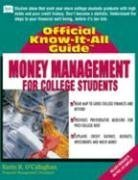 Money Management for College Students (Fell's Official Know-It-All Guide)