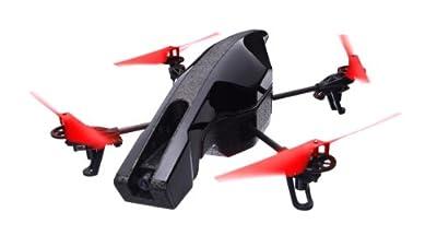 Parrot AR.Drone 2.0 Power Edition Rumpf für Quadrocopter, Schwarz