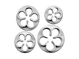 NY Cake Blossom Rose XX-Large Petal Cutter, Set of 3 at Amazon.com