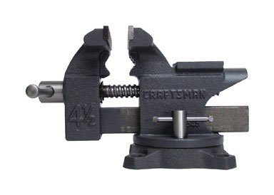Sears Brand Management Corp Cm Bench Vise 4.5
