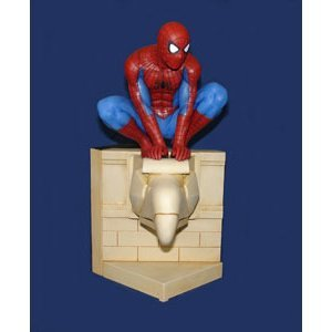 1:8 Spiderman Figurenbausatz Moebius 907