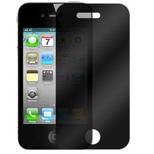 Privacy LCD Screen Protector Cover Guard for AT&T Apple iPhone 4 4G