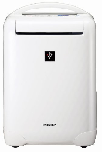 SHARP Dehumidifier 23mats High concentrating Plusmacluster 7000 CV-C100-W (Japan Import)