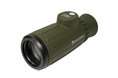Celestron 71215 Cavalry 8x42 Monocular (Olive Green) from Celestron