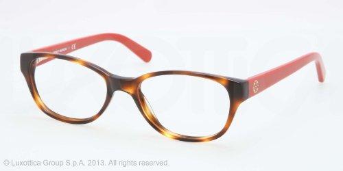 Tory BurchTORY BURCH Eyeglasses TY 2031 1162 Amber Orange 51MM