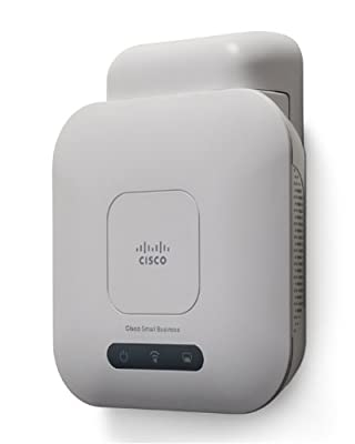 CISCO SYSTEMS WAP121-A-K9-NA Wireless N Access Point with PoE