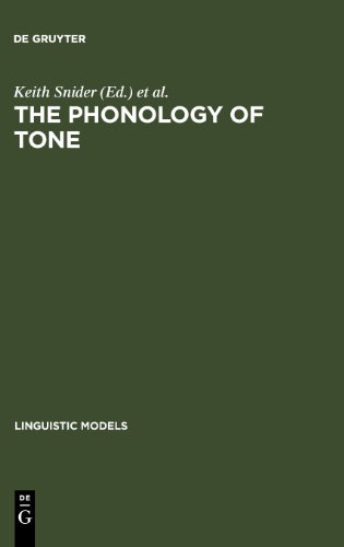 The Phonology Of Tone (Contributions To The Sociology Of Language)