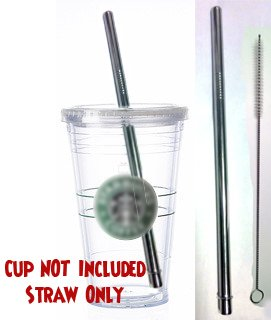 Starbucks Cup With Straw front-491286