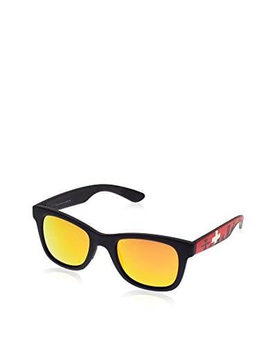 ITALIA INDEPENDENT Gafas de Sol 0090-009E-50 (50 mm) Negro / Rojo