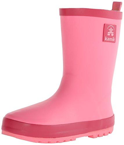 Kamik Sprout Rain Boot (Little Kid), Pink, 11 M US Little Kid