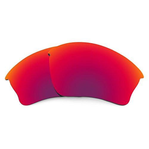 Lenti di ricambio Revant Polarizzate Sole di Mezzanotte per montatura Oakley Half Jacket XLJ MirrorShield® Asian Fit