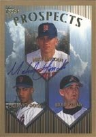 Mike Lincoln Minnesota Twins 1998 Topps Prospects Autographed Hand Signed Trading... by Hall+of+Fame+Memorabilia