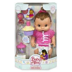 Amazon Com Baby Alive Birthday Doll Hispanic Toys Amp Games